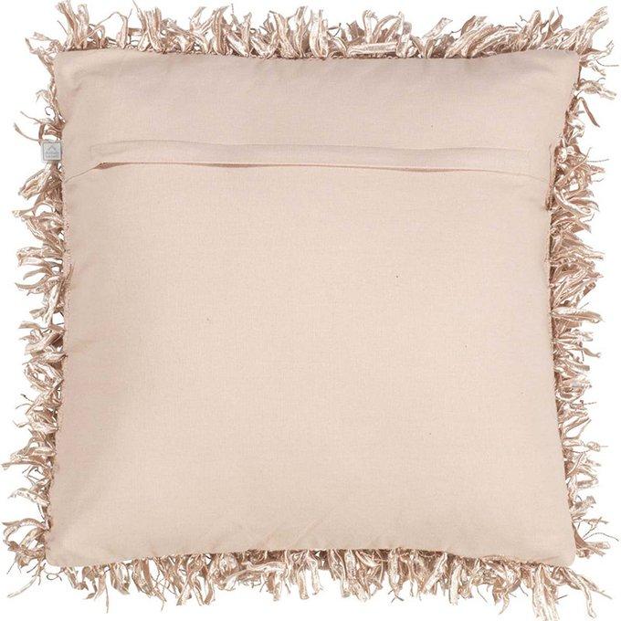 Декоративная подушка Shannon бежевого цвета
