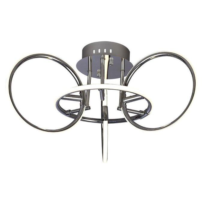 Потолочный светодиодный светильник с пультом ДУ Mantra Aros