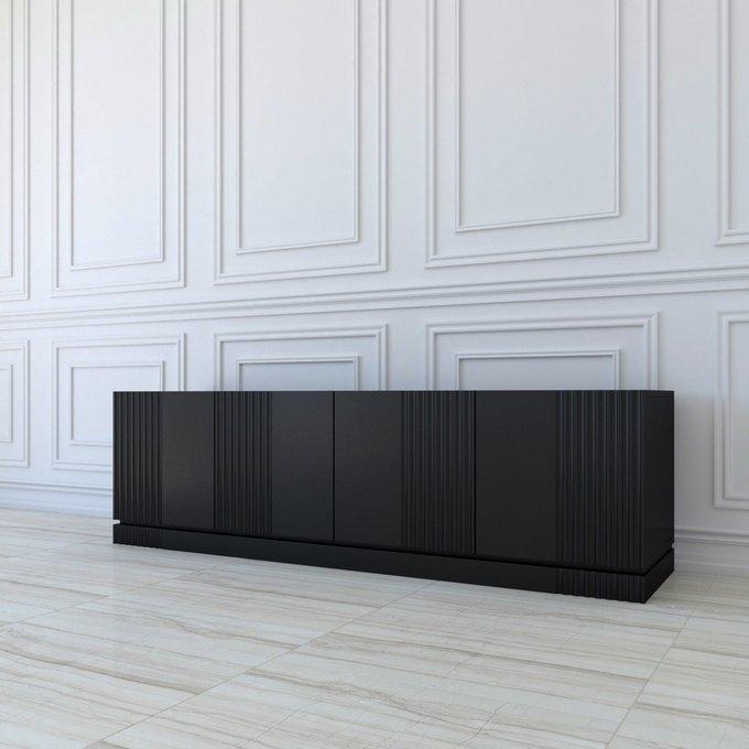 Комод Altares черного цвета