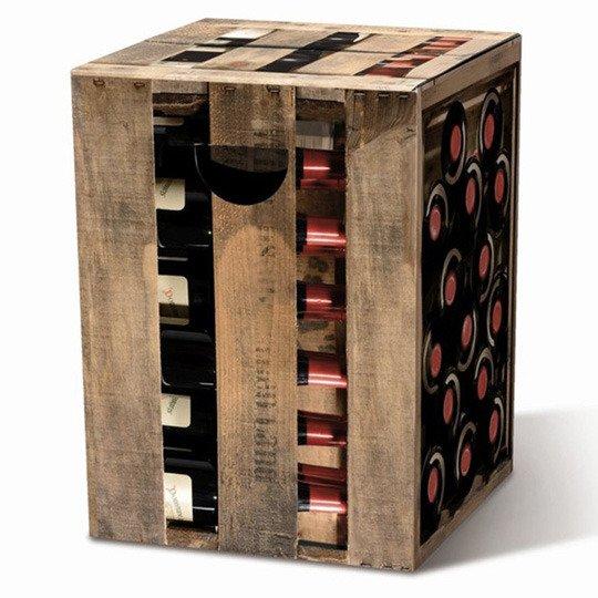 Табурет картонный сборный 'Master Brewer'