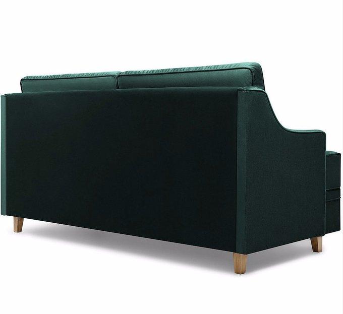 Диван-кровать Видия двойной зеленого цвета