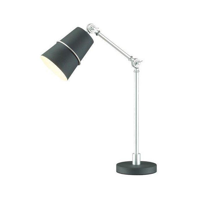 Настольная лампа Carlos из металла
