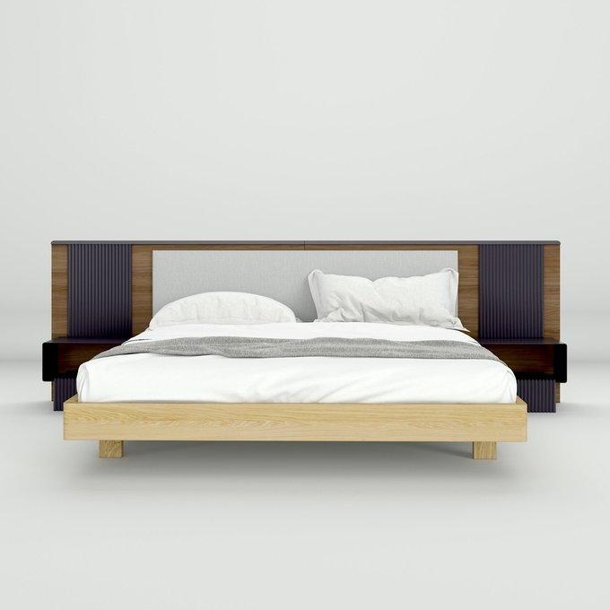 Комплект для спальни Tesla-C мягкий 180х200