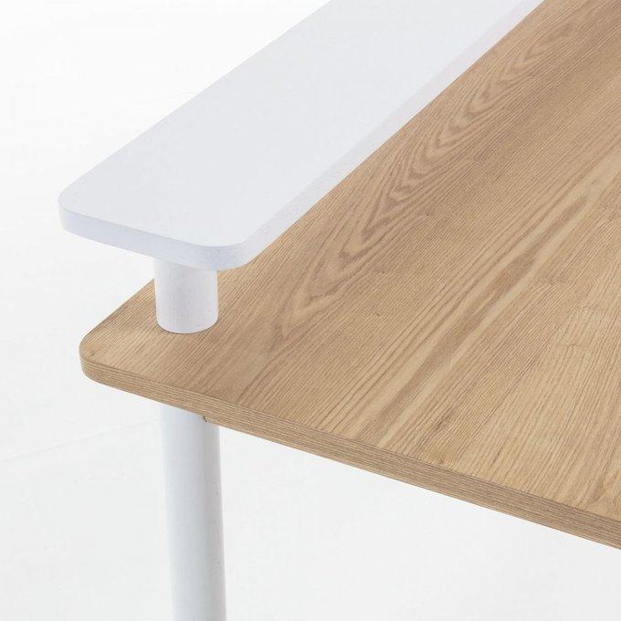Письменный стол Jane из натурального шпона