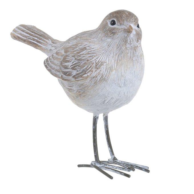 Статуэтка птичка из полистоуна