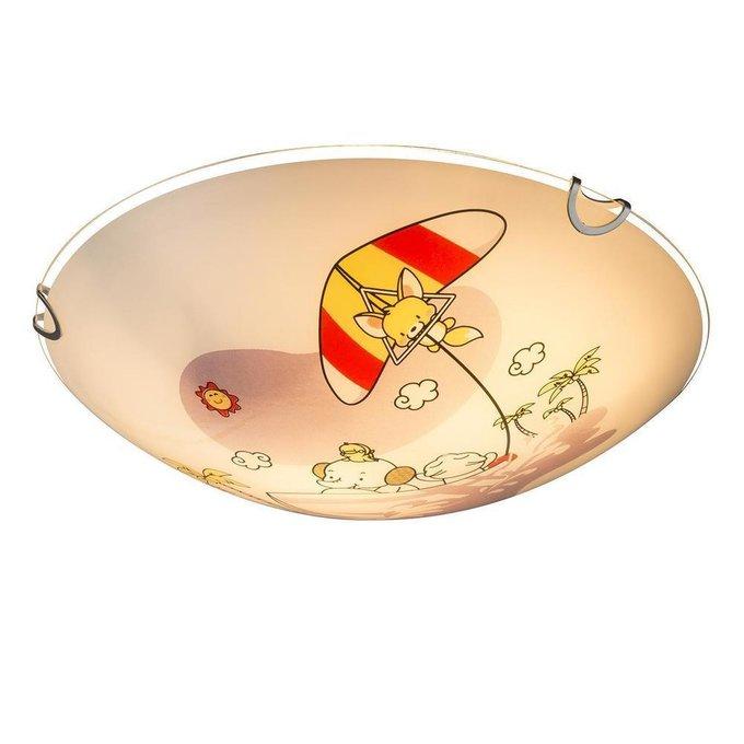 Настенно-потолочный светильник Kiddy для детской комнаты