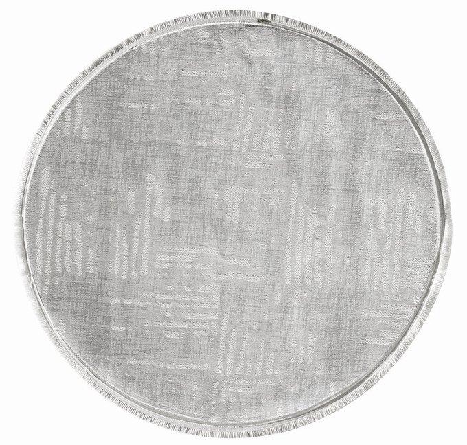 Ковер Altamira серого цвета 120x120