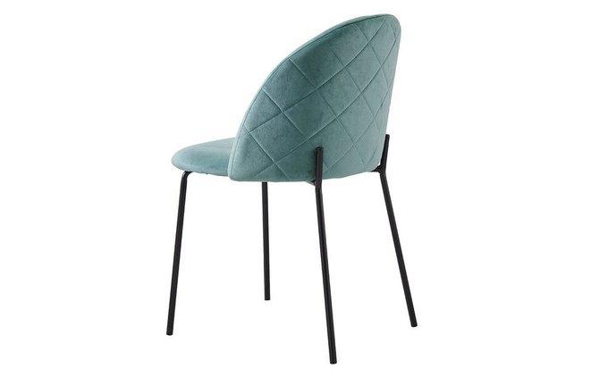 Обеденный стул Flory зеленого цвета