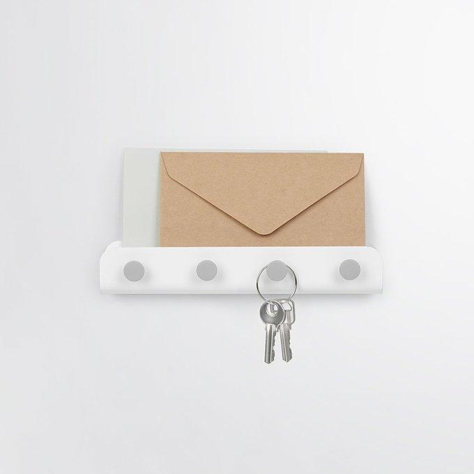 Держатель для ключей и писем Umbra Yook