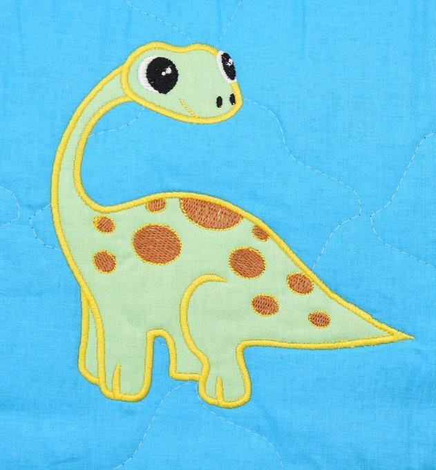 Пуф-кубик Мир Динозавров