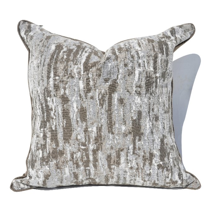 Декоративная подушка Moira бежевого цвета