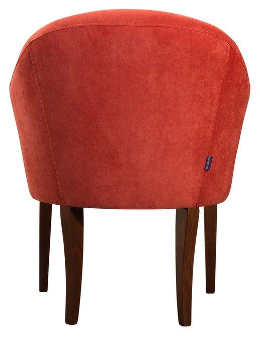 Кресло Тоскана Брик красного цвета