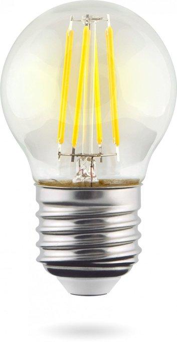 Лампа светодиодная Globe Graphene прозрачный шар