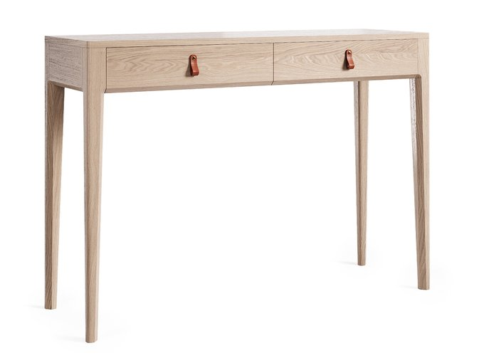 Консольный стол Case осветлённый дуб