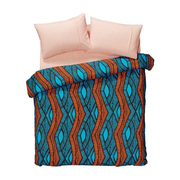 Комплект постельного белья ETHNIC ORANGE