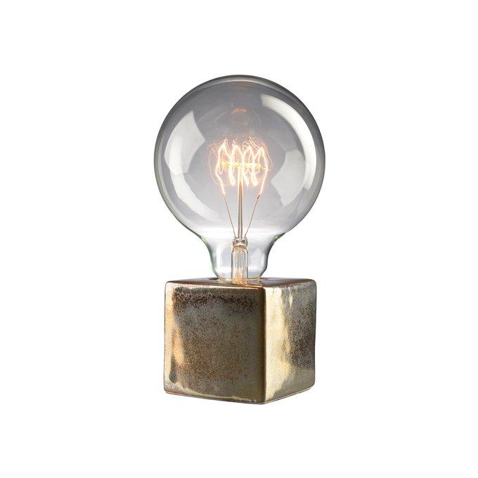 Настольная лампа Helsinki с керамическим основанием