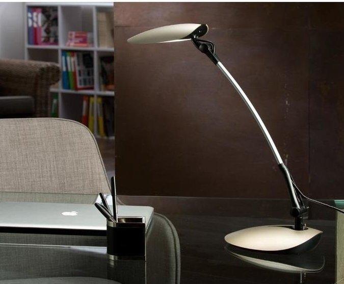 Настольная лампа Schuller Dron из металла