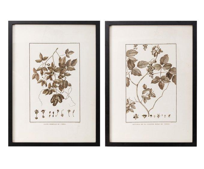 Диптих из двух картин