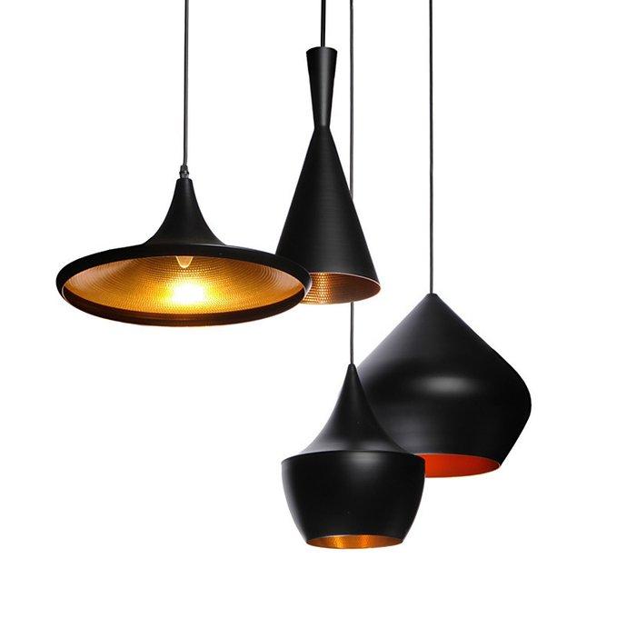 Подвесной светильник Beat Light Wide из металла