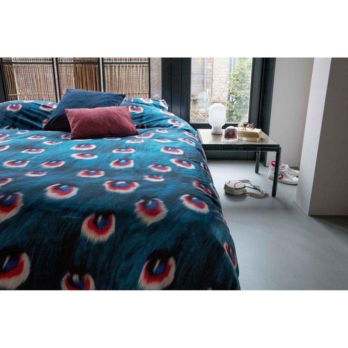 Комплект постельного белья Перья павлина 150х200