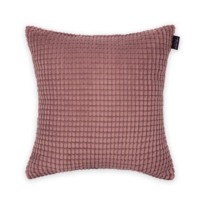 Декоративная подушка Civic Coral кораллового цвета