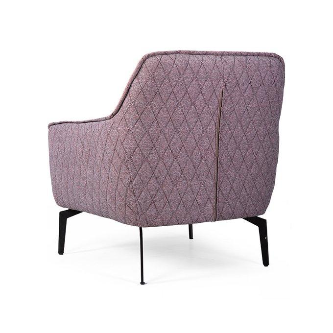 Кресло Inedita розового цвета