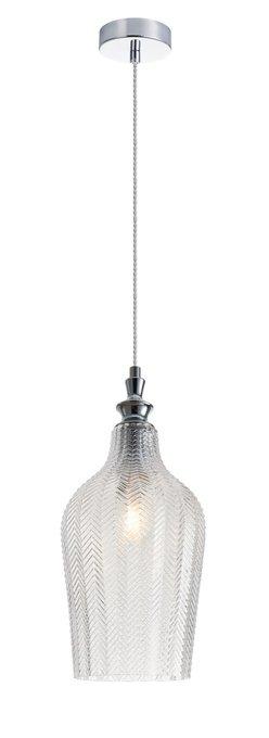 Подвесной светильник Festa прозрачный
