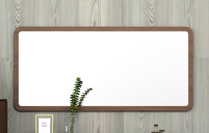 Зеркало Paterna в отделке шпон дуба