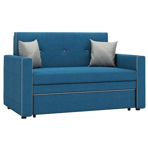 Диван-кровать Найс синего цвета