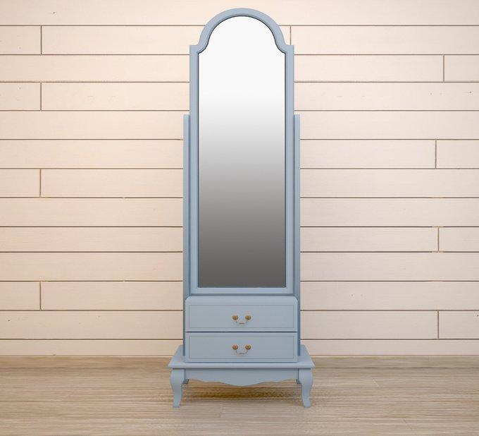 """Зеркало напольное с ящиакми """"Leontina"""""""