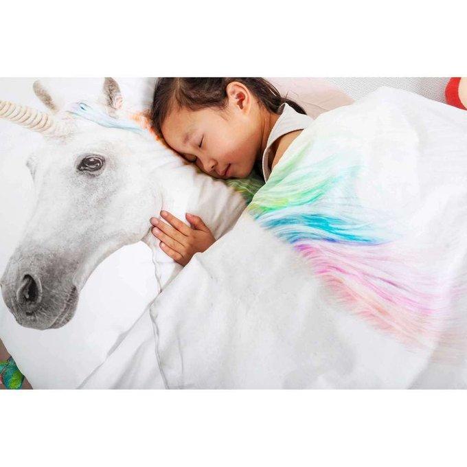 Комплект постельного белья Единорог