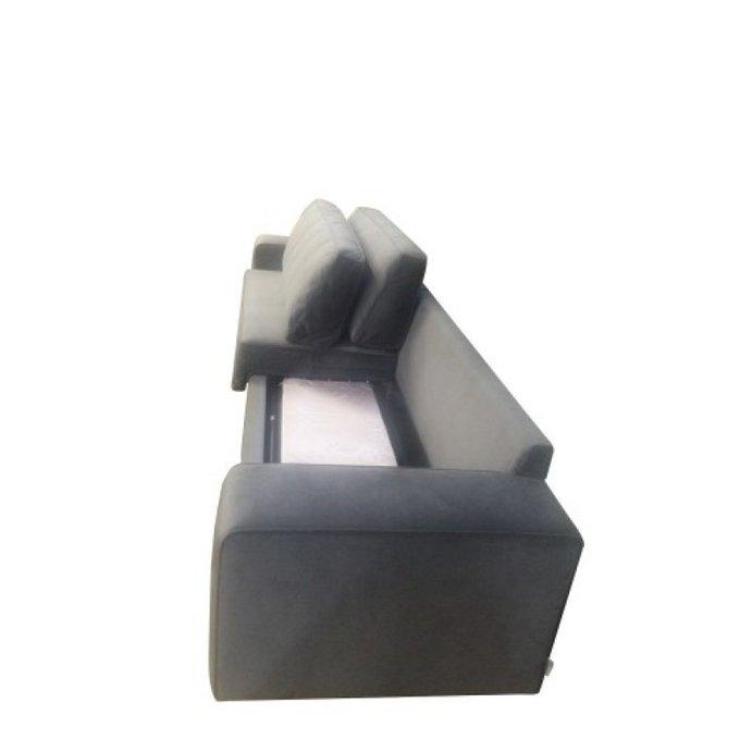 Диван-кровать Монреаль серого цвета