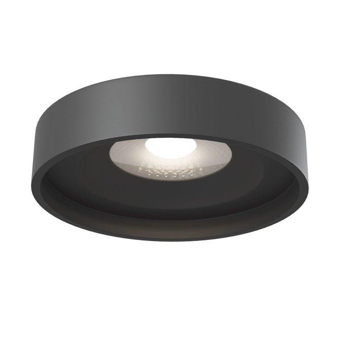 Встраиваемый светильник Joliet черного цвета