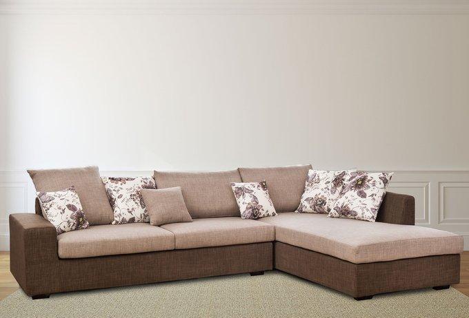 Угловой диван кремона