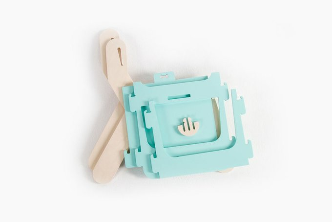 """Стол playply """"CLIC"""" Рост: 115–130 см"""
