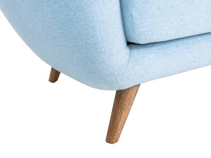Диван Loa голубого цвета