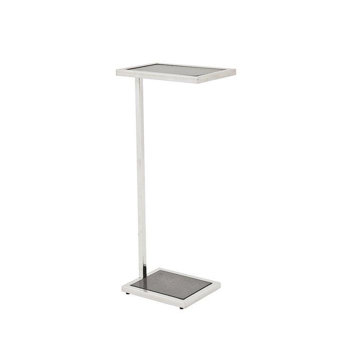 Кофейный столик Vicemza из металла и стекла