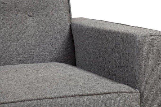 Диван Bantam Sofa светло-серого цвета