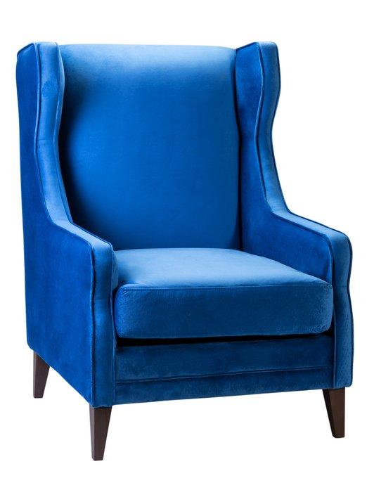 Кресло Модерн 1 Звездная Ночь синего цвета