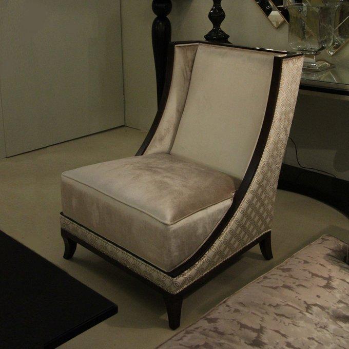 Кресло Casali POLTRONA бежевого цвета