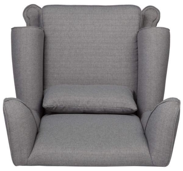 Кресло Chair серое