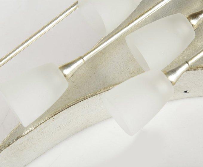 Настенный светильник  MM Lampadari из кованного металла в виде завитков