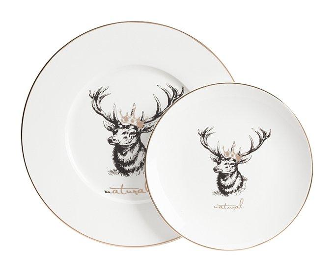 "Комплект тарелок ""Tisar"""