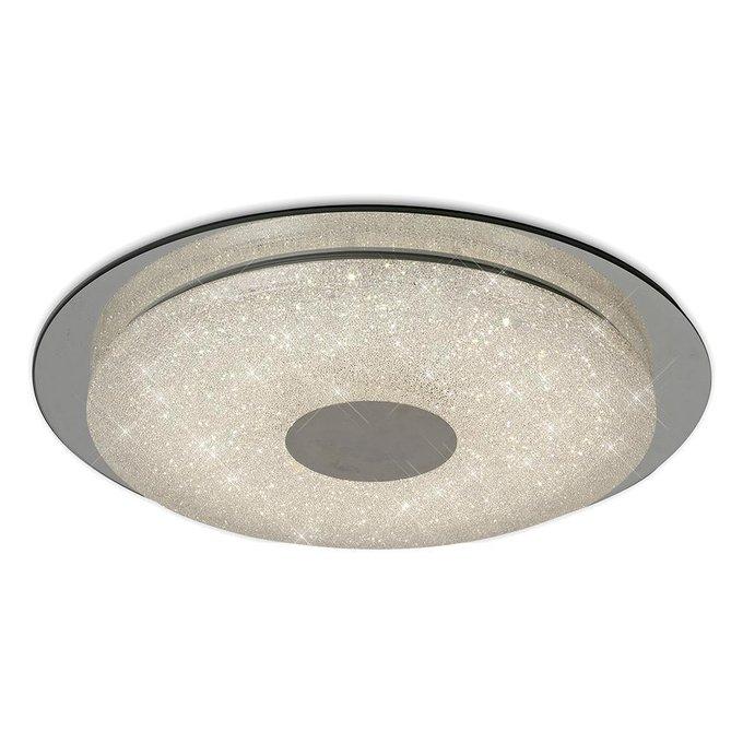 Потолочный светодиодный светильник с пультом ДУ Mantra Virgin Sand