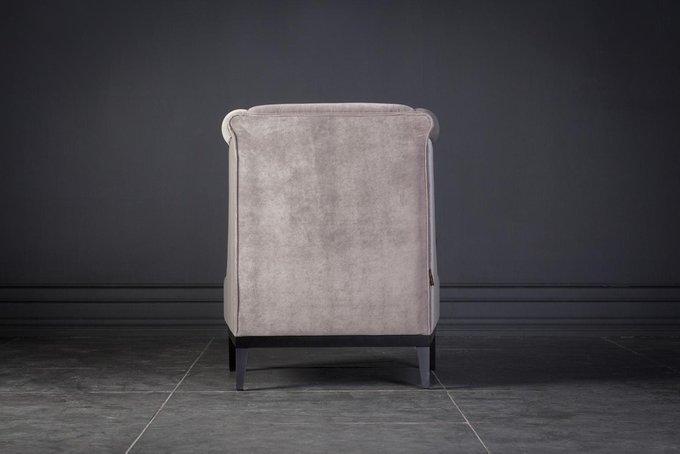 Кресло Льюис из бука с двойным сидением