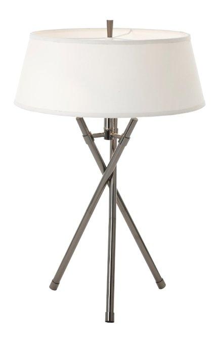 Настольная лампа Tabor на трёх металлических ножках
