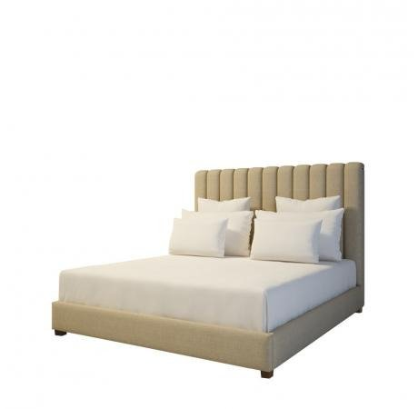 Boston queen size bed