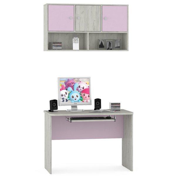Комплект мебели Тетрис лавандового цвета
