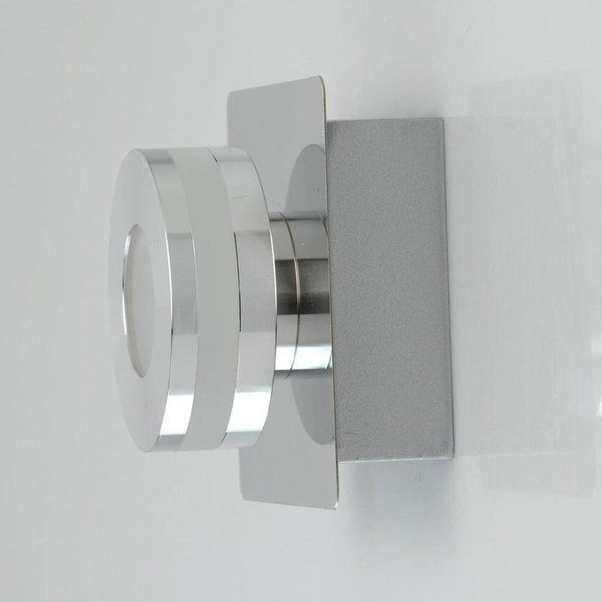 Настенный светодиодный светильник De Markt Пунктум