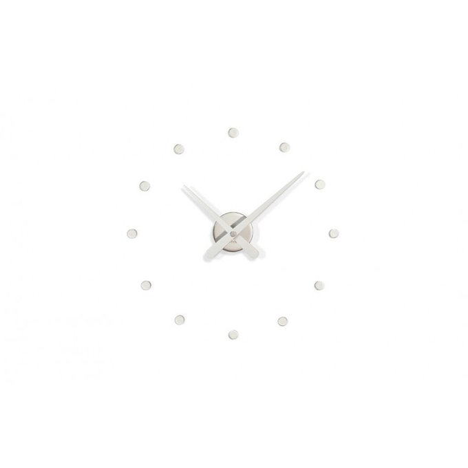 Настенные часы Rodon Mini с белыми стрелками
